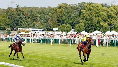 Editorial image of Horse Racing - 02 Jul 2021
