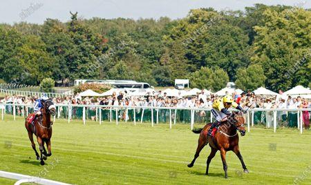 Editorial photo of Horse Racing - 02 Jul 2021