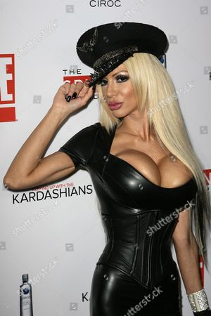 Editorial image of 'Keeping Up with the Kardashians/The Spin Crowd' TV Series Premiere Party, Los Angeles, America - 19 Aug 2010