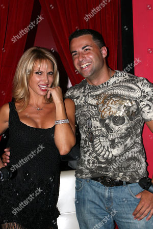 Editorial picture of 'Steppin Out Of The Tabloids With Chaunce Hayden' Taping at Sapphire, New York, America - 18 Aug 2010