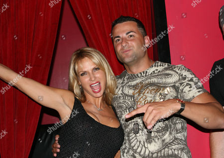 Editorial image of 'Steppin Out Of The Tabloids With Chaunce Hayden' Taping at Sapphire, New York, America - 18 Aug 2010
