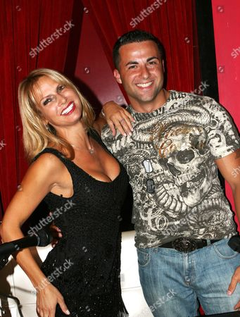 Editorial photo of 'Steppin Out Of The Tabloids With Chaunce Hayden' Taping at Sapphire, New York, America - 18 Aug 2010
