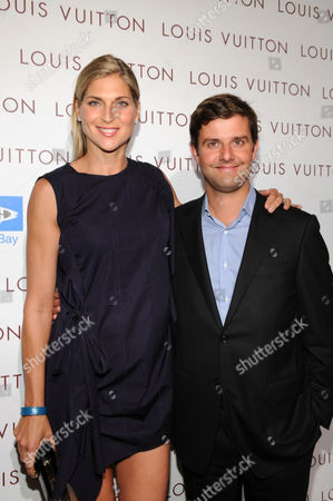 Gabrielle Reece and Charles Delapalme