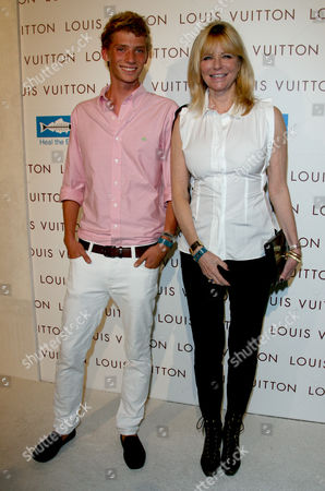 Editorial photo of Louis Vuitton Santa Monica Store Opening Benefiting Heal the Bay, Santa Monica, Los Angeles, America - 19 Aug 2010