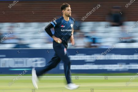 Stock Picture of Jade Dernbach of Derbyshire Falcons