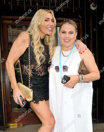 Paula London and Nadia Essex