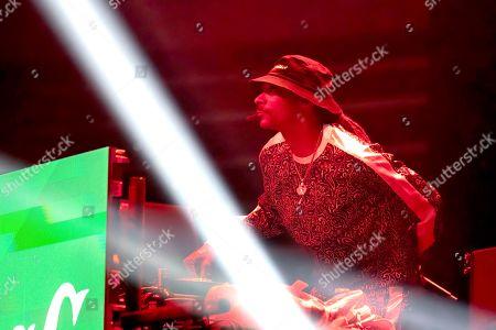 """ Snoop Dogg VS DJ Snoopadelic"" at the H-E-B Center"