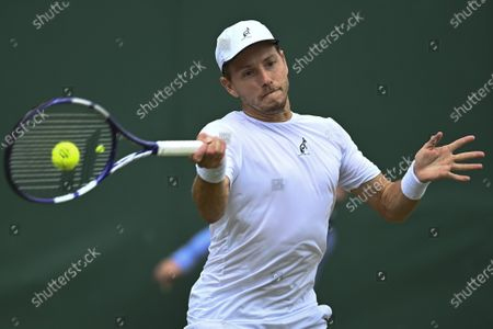 Editorial picture of Wimbledon Championships 2021, United Kingdom - 03 Jul 2021