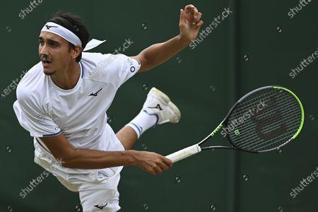 Editorial photo of Wimbledon Championships 2021, United Kingdom - 03 Jul 2021