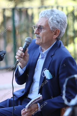Editorial picture of Massimo D'Alema guest  at the NapoliCittàLibro, Naples, Italy - 02 Jul 2021