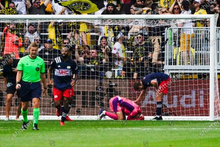 Editorial picture of MLS Revolution Crew Soccer, Columbus, United States - 03 Jul 2021
