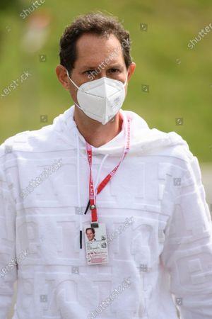Editorial image of Formula One Grand Prix of Austria, Spielberg - 04 Jul 2021