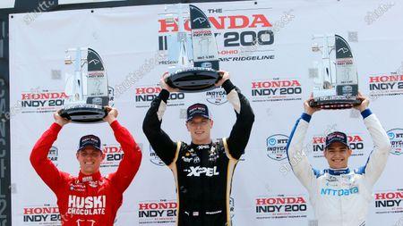 Editorial photo of IndyCar Mid Ohio Auto Racing, Lexington, United States - 20 Jun 2021