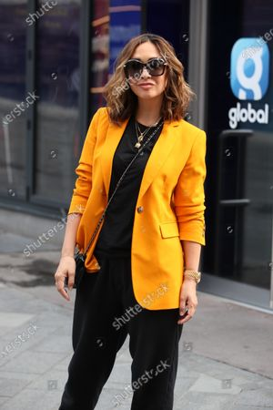 Editorial picture of Myleene Klass out and about, London, UK - 05 Jul 2021