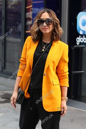 Editorial image of Myleene Klass out and about, London, UK - 05 Jul 2021