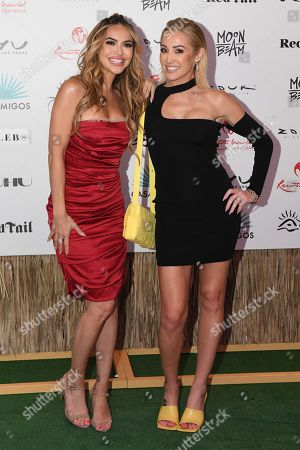 Chrishell Stause and Mary Fitzgerald