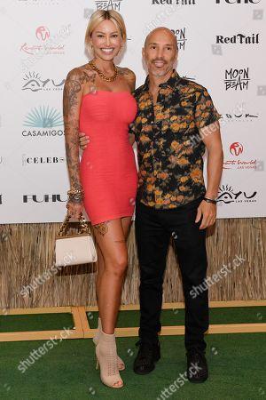 Tina Louise and Brett Oppenheim
