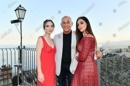 Editorial image of 67th Taormina Film Fest, Taormina, Italy - 03 Jul 2021