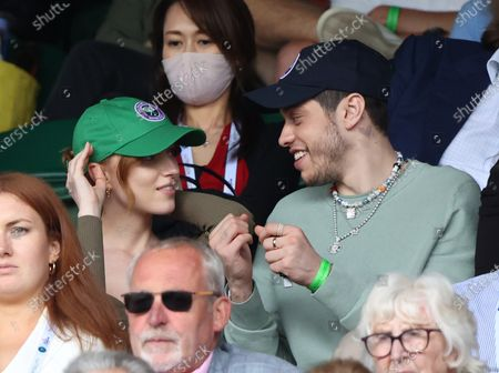 Editorial image of Wimbledon Tennis Championships, Day 6, The All England Lawn Tennis and Croquet Club, London, UK - 03 Jul 2021