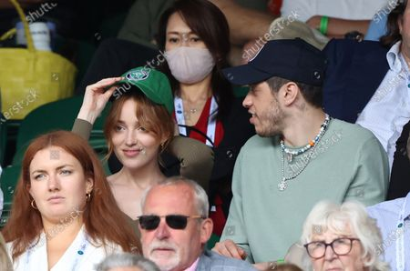 Editorial picture of Wimbledon Tennis Championships, Day 6, The All England Lawn Tennis and Croquet Club, London, UK - 03 Jul 2021