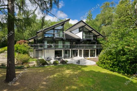 Editorial picture of Antonio Banderas house on the market for £2.95m, Cobham, Surrey, UK - 16 Jul 2020