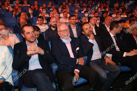 Editorial picture of 17th Congress in Perpignan, France - 04 Jul 2021