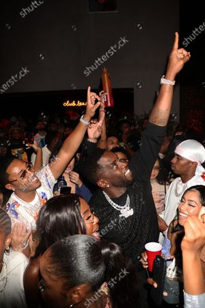 Editorial picture of Diddy 4th Of July Party, Malibu, California, USA - 05 Jul 2021