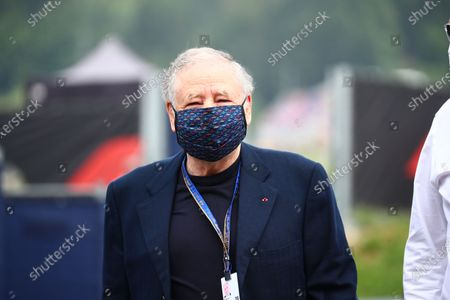 Jean Todt, FIA President, Formula 1 World championship 2021, Austrian GP 1-4 July 2021