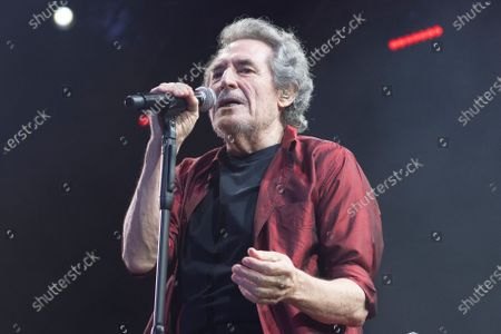 Editorial picture of Singer Miguel Rios in concert, Madrid, Spain - 04 Jul 2021