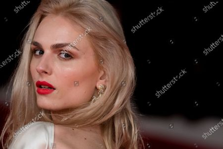 Actress and model Andreja Pejic