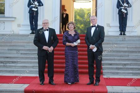 Editorial photo of State Visit of the Royal Dutch Couple, Bellevue Palace, Berlin, Germany - 05 Jul 2021