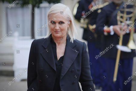 Stock Photo of Maria Grazia Chiuri