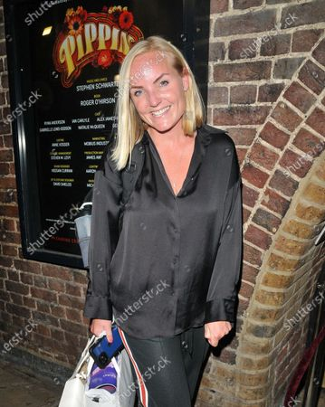 Editorial photo of 'Pippin' press night, Arrivals, Charing Cross Theatre, London, UK - 05 Jul 2021