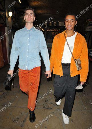 Michael Craig Dawson and Layton Williams