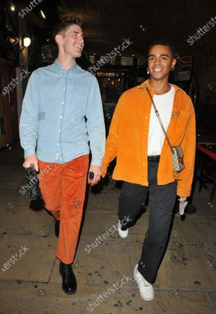 Editorial picture of 'Pippin' press night, Arrivals, Charing Cross Theatre, London, UK - 05 Jul 2021