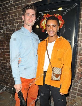Editorial image of 'Pippin' press night, Arrivals, Charing Cross Theatre, London, UK - 05 Jul 2021