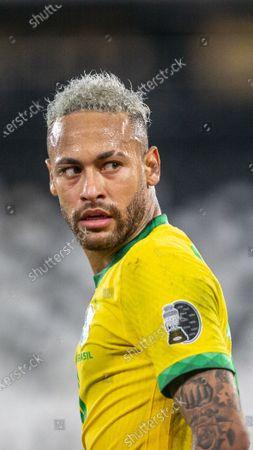 Neymar Jr (Brazil - 10)