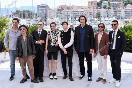 Editorial image of 'Annette' photocall, 74th Cannes Film Festival, France - 06 Jul 2021