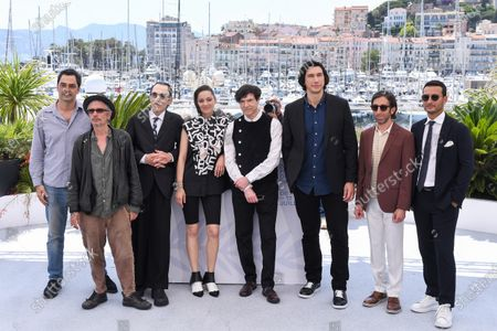 Editorial picture of 'Annette' photocall, 74th Cannes Film Festival, France - 06 Jul 2021
