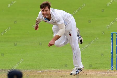 Editorial picture of Nottinghamshire County Cricket Club v Derbyshire County Cricket Club, LV= Insurance County Championship - 06 Jul 2021