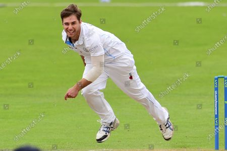 Editorial image of Nottinghamshire County Cricket Club v Derbyshire County Cricket Club, LV= Insurance County Championship - 06 Jul 2021