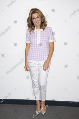 Stock Picture of Natasha Kaplinsky