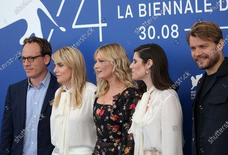 Editorial photo of The 74 Venice Film Festival 2017, Italy - 04 Sep 2017