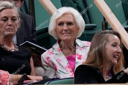 Editorial picture of Wimbledon Tennis, London, United Kingdom - 06 Jul 2021
