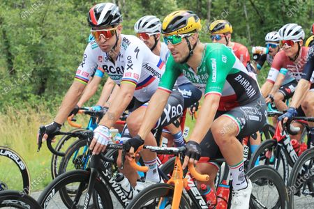 Editorial image of Tour de France 2021 - 10th stage, Valence - 06 Jul 2021