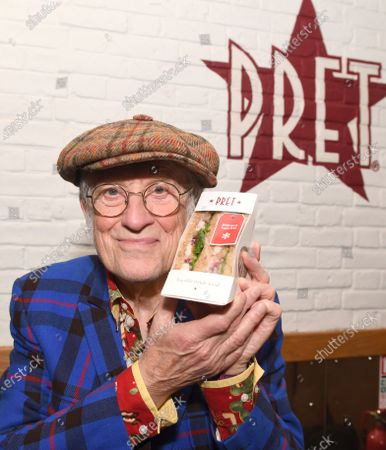 Pret A Manger brings two Christmas icons together as they put their much loved Christmas Sandwich back on shelves nationwide for the month of July