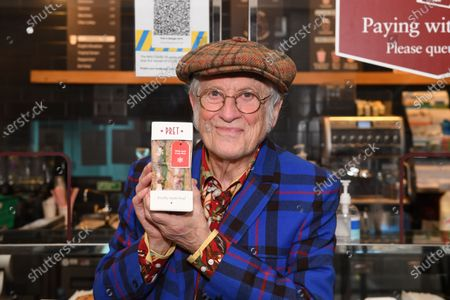 Stock Image of Pret A Manger brings two Christmas icons together as they put their much loved Christmas Sandwich back on shelves nationwide for the month of July