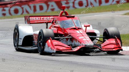 Editorial picture of IndyCar Mid Ohio Auto Racing, Lexington, United States - 20 Jun 2021