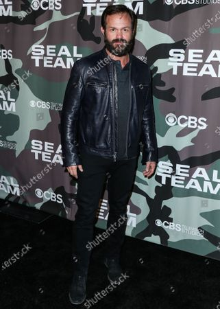 Editorial picture of Los Angeles Premiere Of CBS Television Studios' 'SEAL Team', Hollywood, United States - 25 Feb 2020