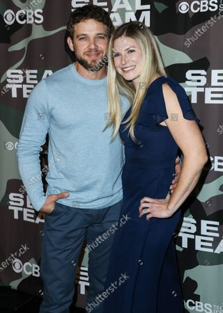Editorial photo of Los Angeles Premiere Of CBS Television Studios' 'SEAL Team', Hollywood, United States - 25 Feb 2020